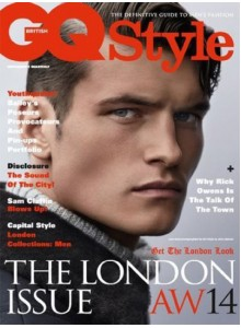 GQ Style Magazine Subscription