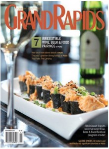 Grand Rapids Magazine Subscription