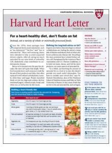 Harvard Heart Letter