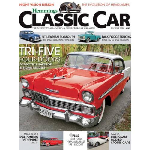Hemmings Classic Car Magazine Subscription Discount 73