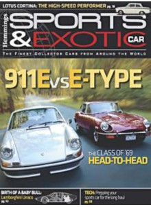 Hemmings Sports & Exotic Car Magazine Subscription