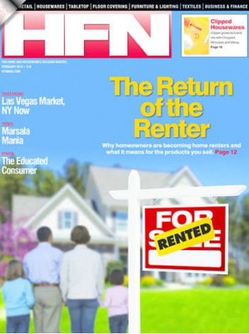 HFN - Home Furnishing News Magazine Subscription