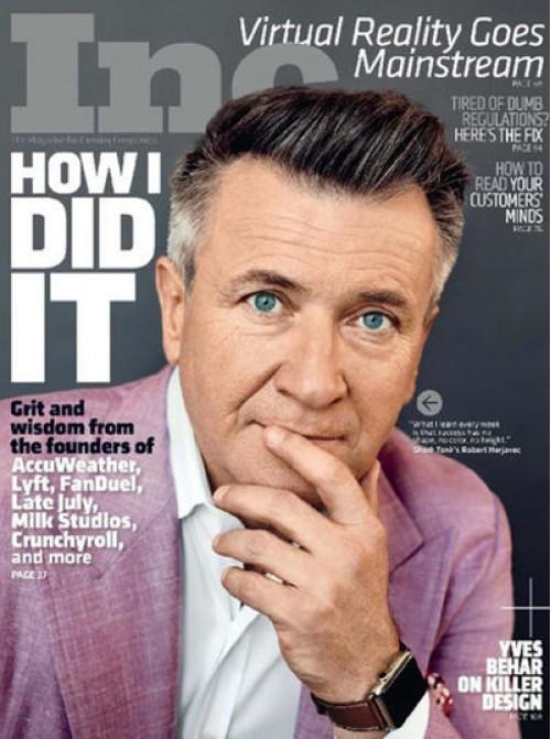 INC Magazine Subscription: : $12.00