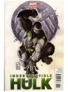 Indestructible Hulk Magazine Subscription