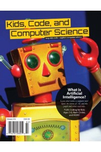 Kids Code & Computer Science Magazine