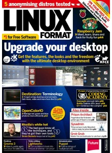 Linux Format (UK) Magazine