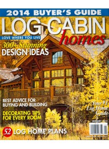 Log Cabin Homes Magazine Subscription