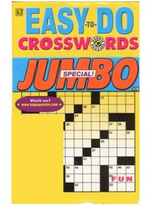 Lots Of Easy Crosswords Magazine Subscription