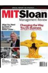 MIT Sloan Management Review (Institutional Premium Digital + Print) Magazine