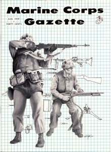 Marine Corps Gazette Magazine Subscription