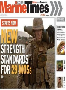 Marine Corps Times Magazine Subscription