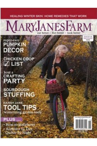 MaryJanes Farm Magazine