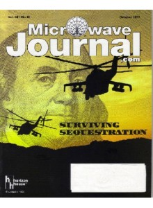 Microwave Journal Magazine Subscription