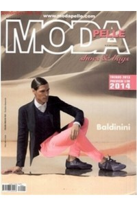 Moda Pelle Shoes & Bags (Italy) Magazine