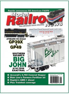 Model Railroad News Magazine
