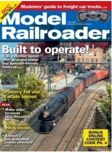 Model Railroader Magazine Subscription