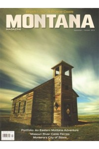 Montana The   Of Western History Magazine