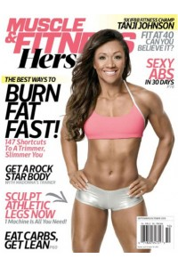 Muscle & Fitness Hers (Muscular Development) Magazine