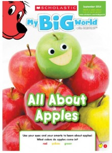 My Big World With Clifford Magazine Subscription
