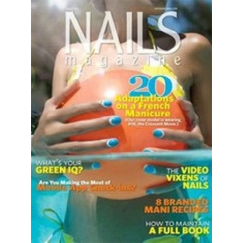 NAILS Magazine Subscription Discount | Magsstore