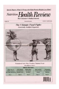 Nutrition Health Review Magazine