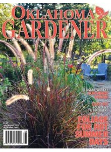 Oklahoma Gardener Magazine Subscription