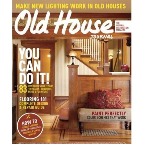 Old House Journal Magazine Subscription; Old House Journal Magazine  Subscription