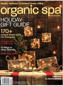 Organic Spa Magazine Subscription