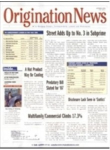 Origination News Magazine Subscription