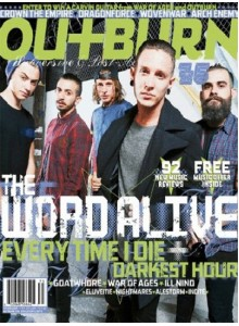 Outburn Magazine Subscription
