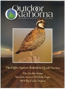 Outdoor Oklahoma Magazine Subscription