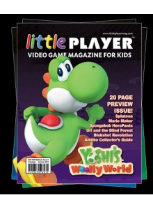 Little Player Magazine