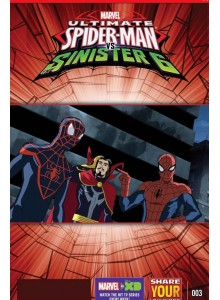 Marvel Universe Ultimate Spider-Man: Sinister Six Magazine Subscription