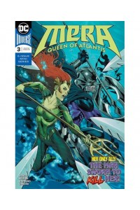 Mera: Queen Of Atlantis Magazine