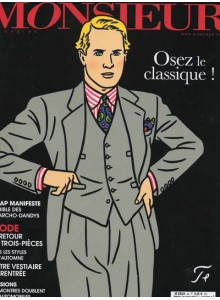 Monsieur Magazine Subscription
