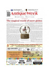AntiqueWeek Central Edition Magazine