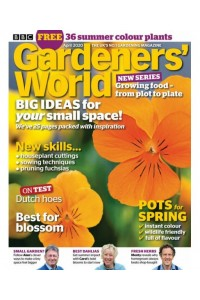 BBC Gardeners World UK Magazine