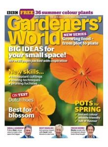 BBC Gardeners World UK Magazine Subscription