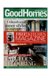 BBC Good Homes UK Magazine