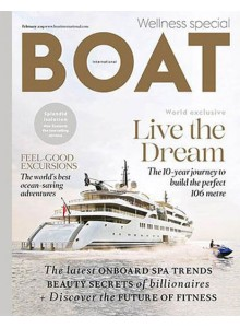 Boat International (US Edition) Magazine