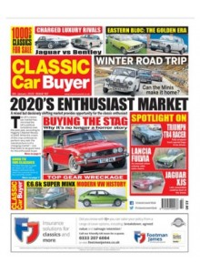 Classic Car Buyer (UK) Magazine
