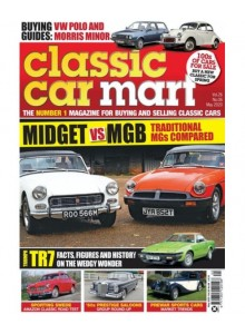 Classic Car Mart UK Magazine