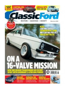 Classic Ford UK Magazine