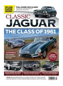 Classic Jaguar UK Magazine
