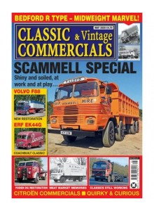 Classic & Vintage Commercials - UK Magazine