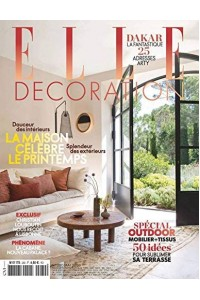 Elle Decoration France Magazine