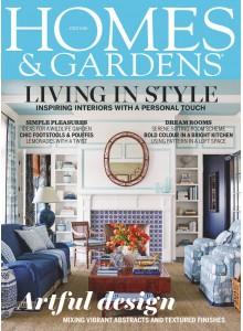 Homes & Gardens UK Magazine Subscription