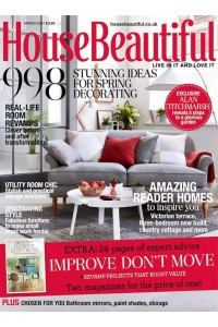 House Beautiful (UK) Magazine