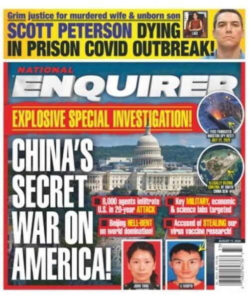 National Enquirer Magazine Subscription: $139.88