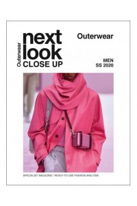 Next Look Close Up Men Outerwear (Italy) Magazine